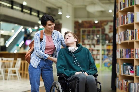 Disability service